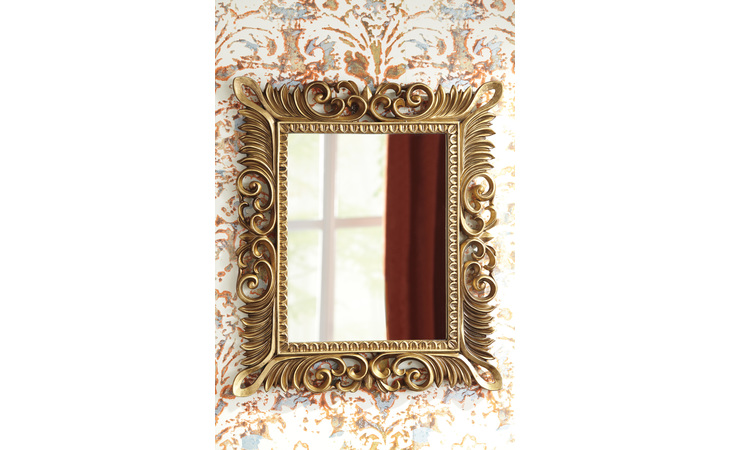 A8010049 DENISHA ACCENT MIRROR/DENISHA