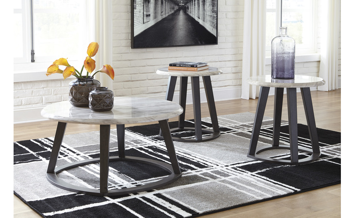 T414-13 LUVONI OCCASIONAL TABLE SET (3/CN)