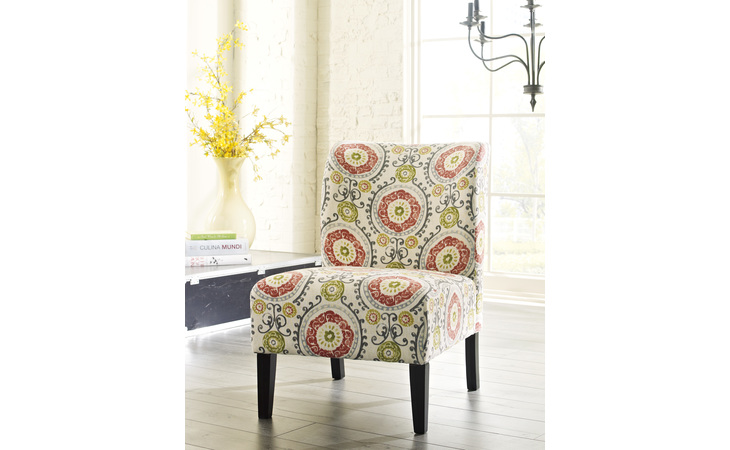 5330260 HONNALLY ACCENT CHAIR/HONNALLY/FLORAL