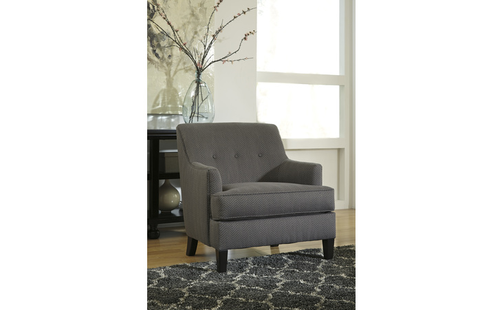 689XX21 CRISLYN ACCENTS - SMOKE ACCENT CHAIR/CRISLYN ACCENTS