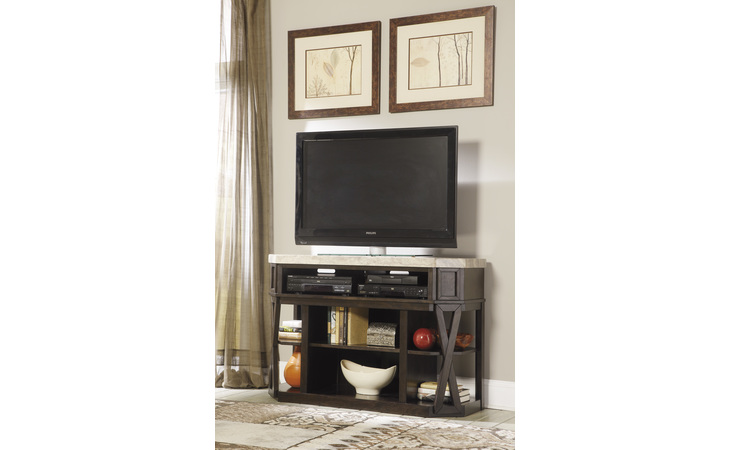 W568-48 RADILYN MEDIUM TV STAND/FIREPLACE OPT