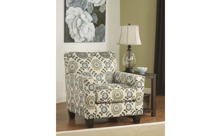 2880021  ACCENT CHAIR/CORLEY/SEAGRASS